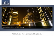 mr. online marketing | Agentur für Online Marketing